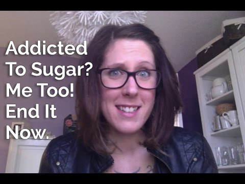 Sugar Addiction. I Have It. Do You? How To Stop Once And For All