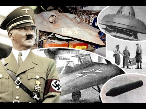 Ancient Aliens : The NAZI UFO Conspiracy & Secret Technology