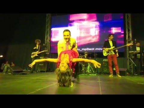 Andreea Balan Show - Salsa Elena & Petrisor (Polivaleta 05.03.16)