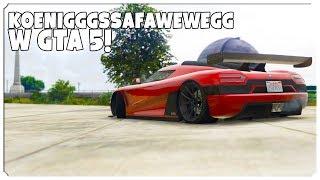 GTA 5 TUNING - SUPER WYGLĄDA! A JAK JEŹDZI?