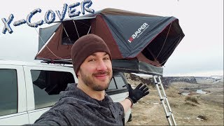 Worlds First Coverless Roof Top Tent ⛺️ | The iKamper X-Cover | FULL REVIEW