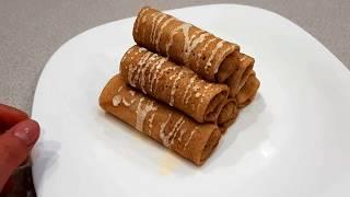 Особенно нежные дрожжевые блины с мясом!Especially tender yeast pancakes with meat!