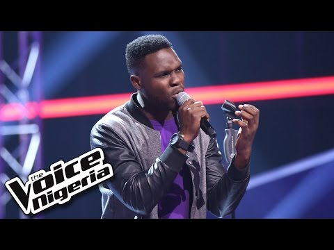 Nonso Bassey sings 'Kiss From A Rose'/ Blind Auditions / The Voice Nigeria 2016