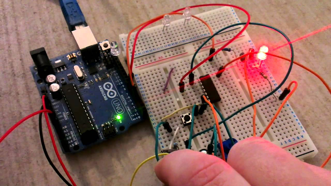 Arduino Quick Shifter - Pt 1