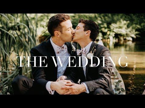GAY HUSBANDS GET MARRIED | Matthew & Michael's Wedding
