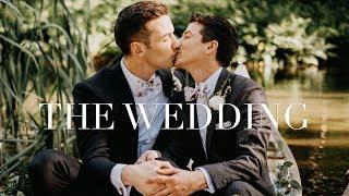 WE GOT MARRIED!!! | Matthew & Michael's Gay Wedding