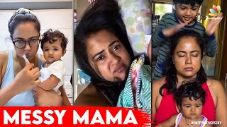 Sameera's Crazy Mothers Day Video | Celebrities Mother's Day Wishes | Amala paul, Athulya, Anjali