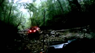 Part 1 Can Am XMR 1000 EXTREME CREEK BED ROCK CRAWL