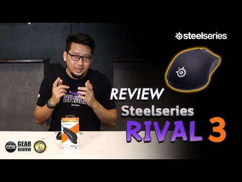 Review : Steelseries Rival 3 เม้าส์ Gaming คุณภาพเกินราคา !!