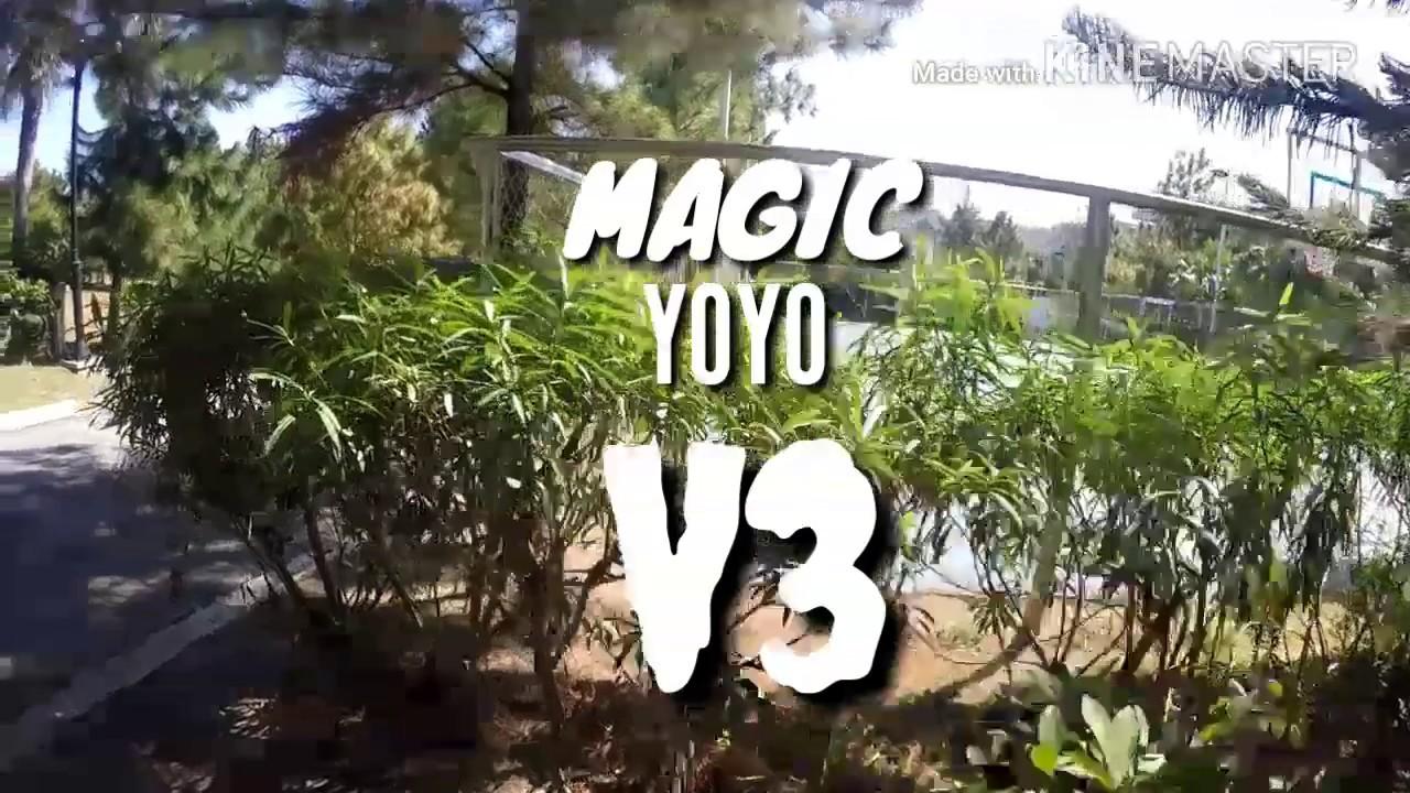 YoYo Tricks MagicYoyo V3