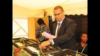 "Allen Waiyaki Gichuhi, ""I've achieved 90% of my manifesto in 100 days"""