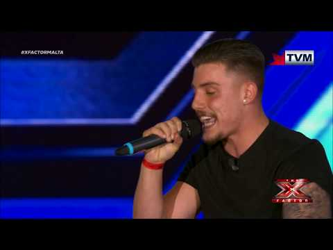 X Factor Malta - The Chair Challenge - Owen Leuellen