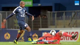 Video Gol Pertandingan Montpellier vs Olympique Lyonnais