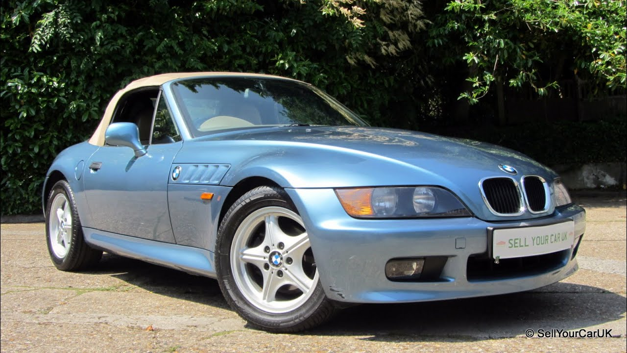 On Deposit Bmw Z3 1998 1 9 Convertible Automatic Pierce Brosnan Goldeneye James Bond 007 Spec