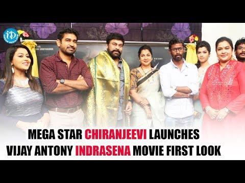 Mega Star Chiranjeevi Launches Vijay...