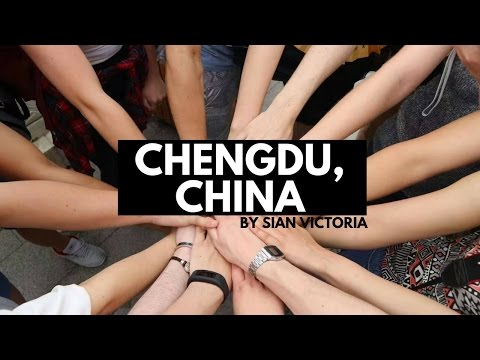 2 weeks in Chengdu, China | Travel Vlog | Sian Victoria