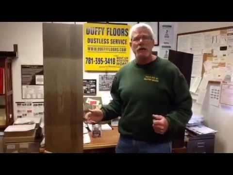 Grey Stain for Hardwood Floors - Frank H. Duffy Floors Bost
