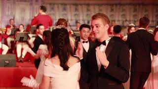 Vienna Ball 2018 at Kempinski Hotel Beijing Lufthansa Center 2018 北京凯宾斯基饭店维也纳舞会