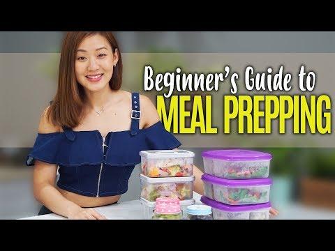 How to Start Meal Prepping (Beginner's Guide)   Joanna Soh