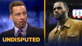 Lakers are the greatest challenge of LeBron James' career - Chris Broussard | NBA | UNDISPUTED