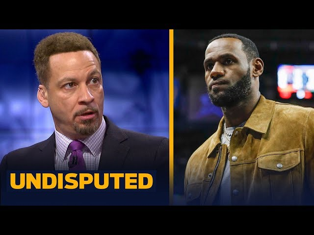 Lakers are the greatest challenge of LeBron James career - Chris Broussard | NBA | UNDISPUTED