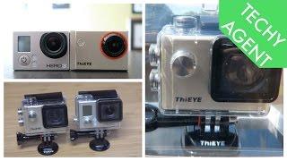 ThiEYE i60 4k Action Cam - BEST GoPro alternative under $100