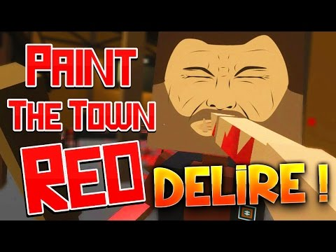 BASTON TOTALE avec Fanta - PAINT THE TOWN RED