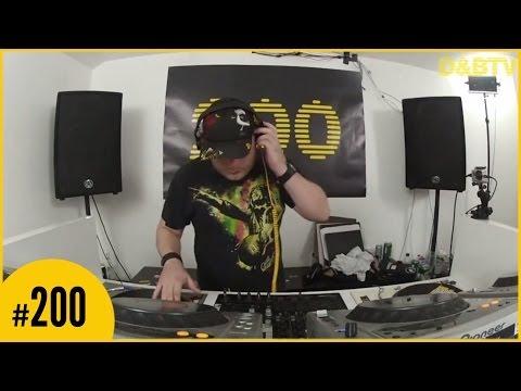 D&BTV Live #200 - Culprit & MC V