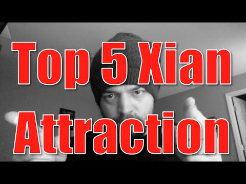 Xian (China) Top Five Attractions