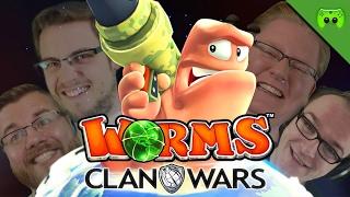 DAS BESSERE WORMS IST ZURÜCK 🎮 Worms Clan Wars S2 #1