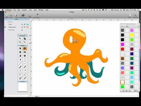 drawing software free  for mac