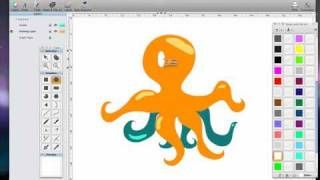 Freehand Vector Drawing with Artboard (Mac OSX)