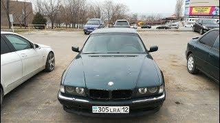 BMW 730 E38 - серия-5 Что я с ней творил после 4 серии + я установил газ