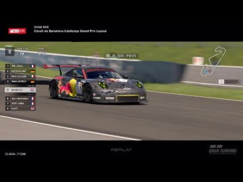GTS Weekly Race C highlights