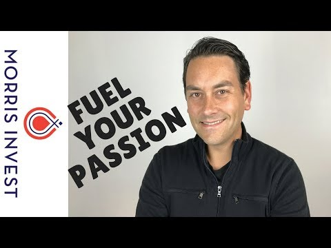 Using Work to Fuel Your Passion with Trevor Mauch