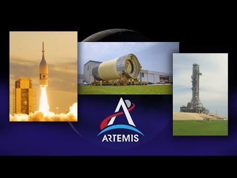 Preparing America for Deep Space  Episode 22:  Building & Testing for Artemis