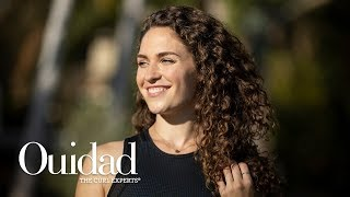 Fitness Pro Kara's Routine for Long Curly Hair