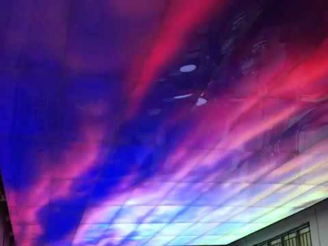Artificial sky ceiling panels improve staff well being led virtual artificial sky ceiling panels improve staff well being led virtual sky in relaxation room youtube mozeypictures Images