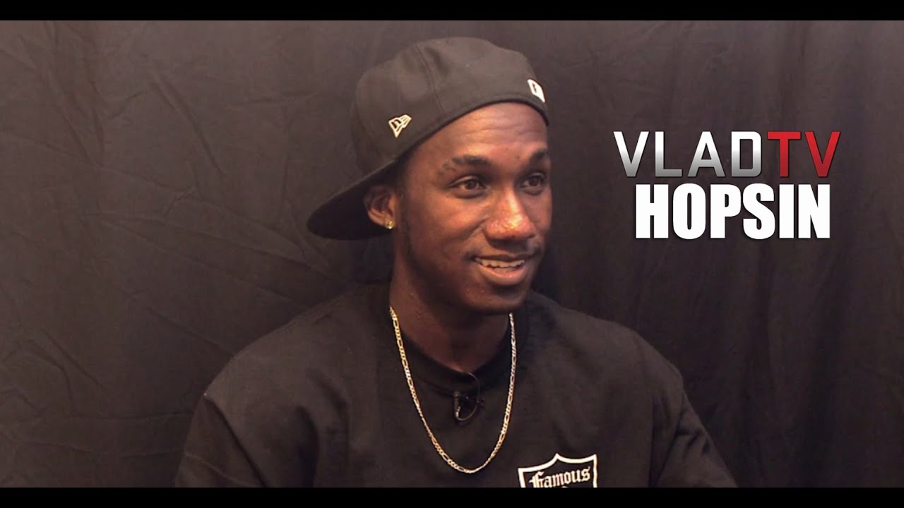 Hopsin Recalls Being Outcast By Black People For Speaking Proper