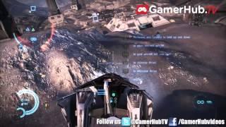 DUST 514 PS3 Gameplay Explored With Developer Brandon Laurino - Gamerhubtv