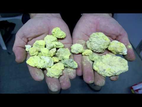 Argentina Uranium | Blue Sky Uranium (V.BSK)