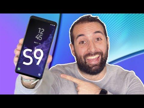 Samsung GALAXY S9 Y S9 PLUS, ¡lo sabemos TODO!