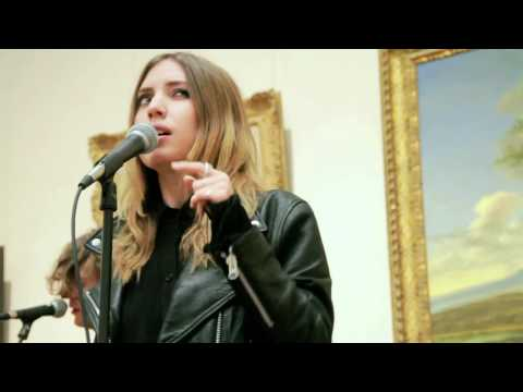 "MFA Acoustic Session: Lykke Li ""Come Get Some"" presented by WFNX.com & Museum of Fine Arts"