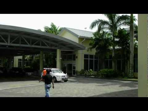 HD POS  Piarco International Airport Port of Spain Trindidad Carvinal Decrations 2012 & Operations