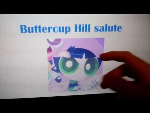Salute #34: Buttercup Hill