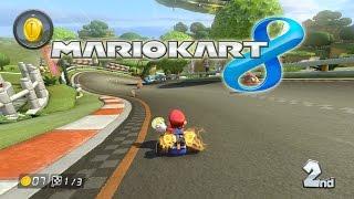 Cemu Emulator 1.7.4d | Mario Kart 8 (Grand Prix Running at Full Speed!) | Nintendo Wii U
