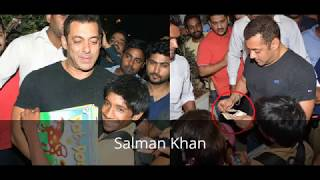 Bollywood Stars React When Beggars Ask Them For Money