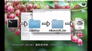 [當個創世神] Lex教你如何在Mac OS X安裝Minecraft Server