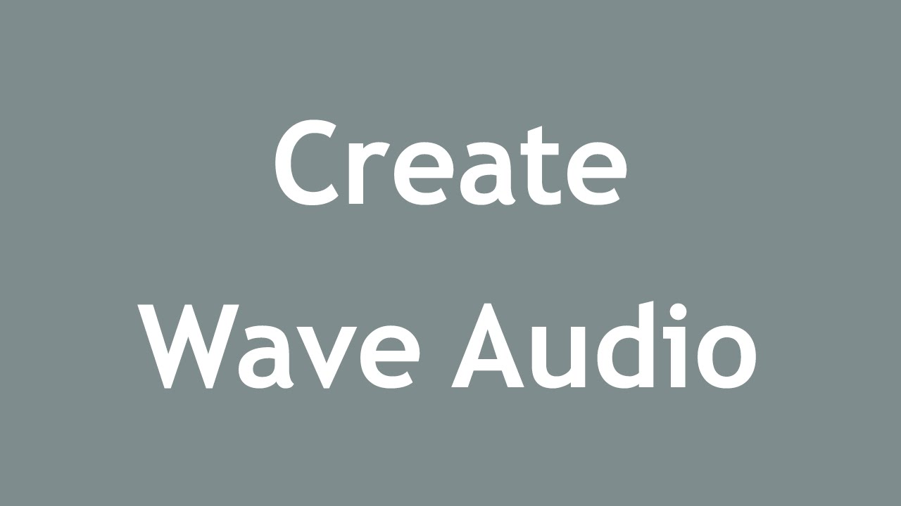 [ Css3 In Arabic ] #46 - Animation - Create Wave Audio Loading