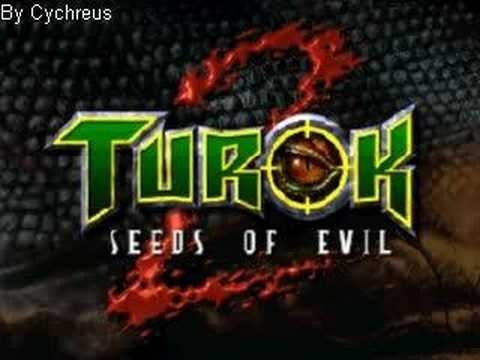 Turok 2 Seeds of Evil OST Mother Boss Intro